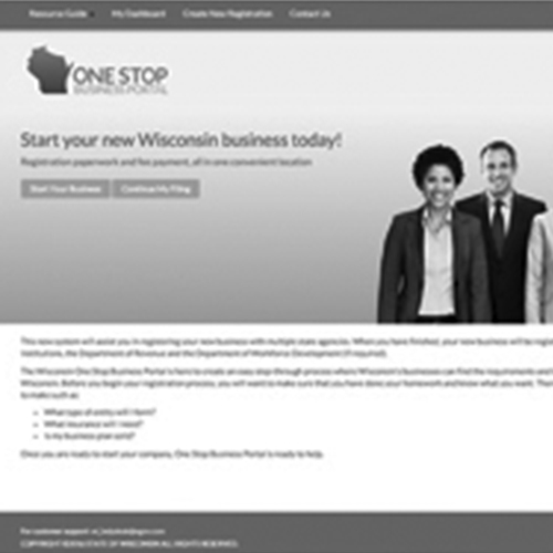 One Stop Business Service Portal