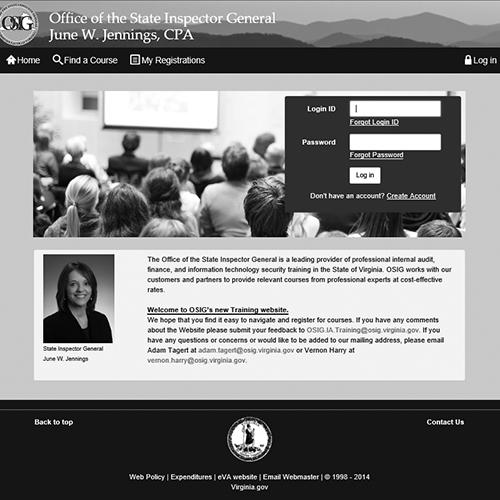Auditor Training Portal