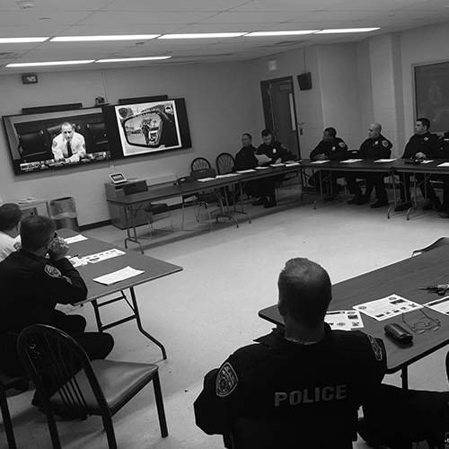 Suffolk County Police Department Video Training Program