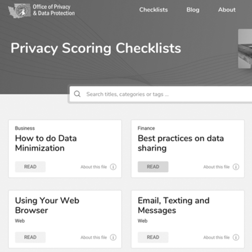 Privacy Scoring
